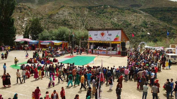 Lahaul-Spiti Tribal festival