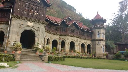 palace at Rampur