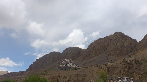 the renowned Key Gompa