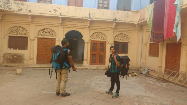 backpackers a.k.a the team