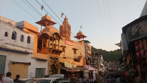 Temple at every corner